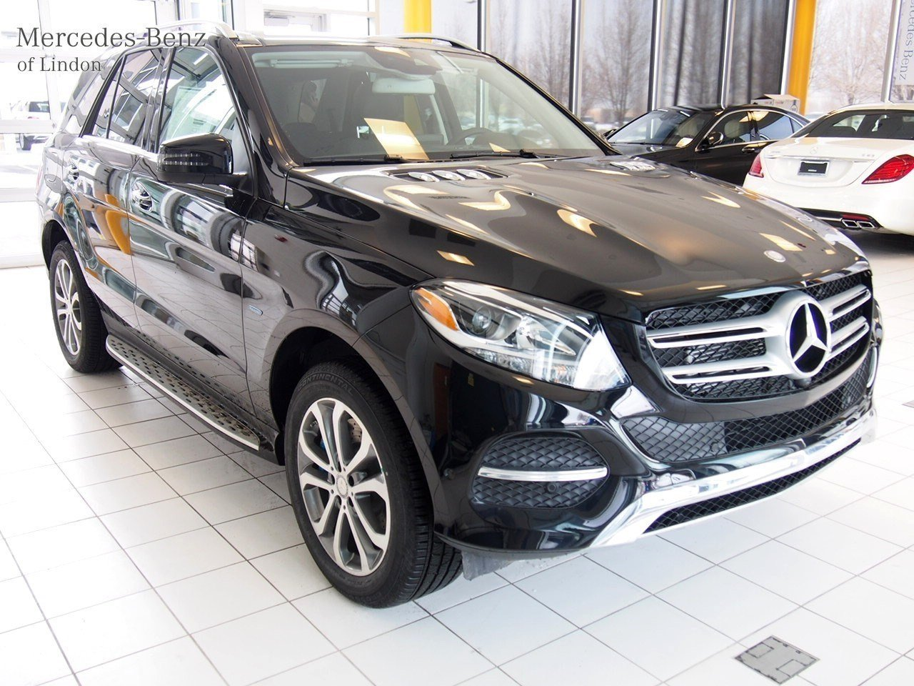 new 2017 mercedes benz gle hybrid gle 550e suv in lindon ha841336 mercedes benz of lindon. Black Bedroom Furniture Sets. Home Design Ideas