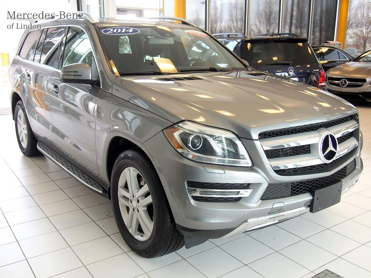 Pre owned 2014 mercedes benz gl gl 350 bluetec suv in for Mercedes benz buckhead preowned