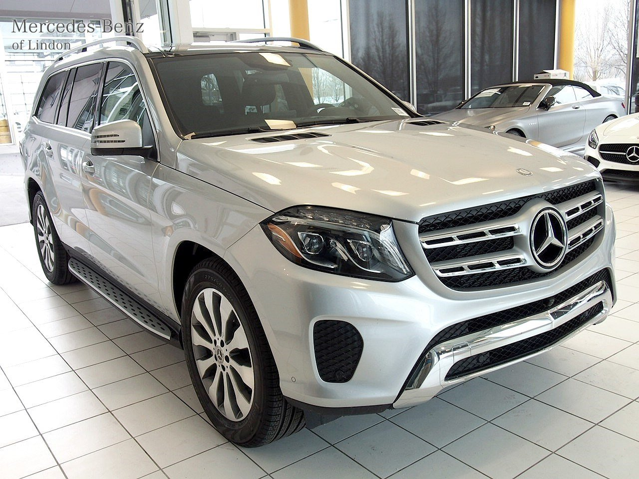 new 2017 mercedes benz gls gls 450 4matic suv in lindon