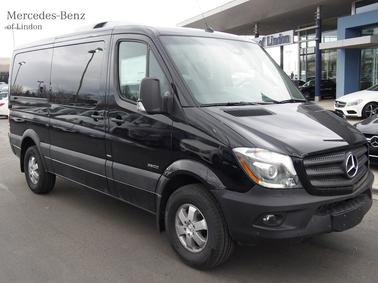 New 2016 mercedes benz sprinter passenger vans passenger for 7 passenger mercedes benz