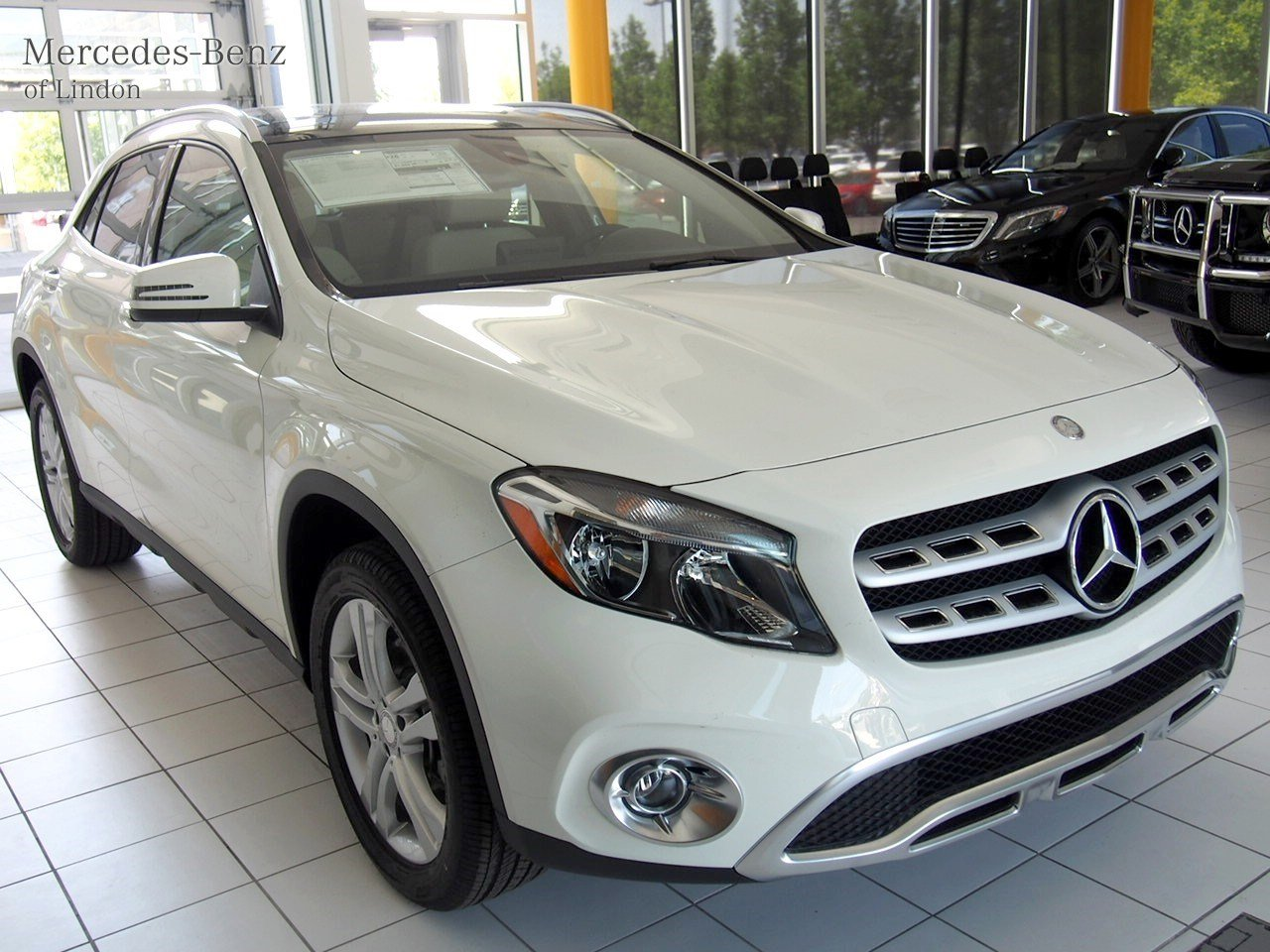 new 2018 mercedes benz gla gla 250 4matic suv in lindon jj371277 mercedes benz of lindon. Black Bedroom Furniture Sets. Home Design Ideas