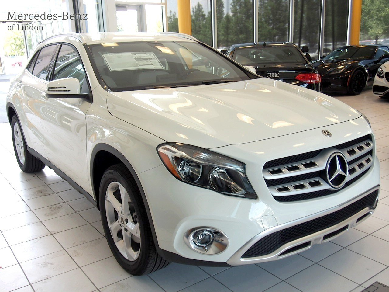 New 2018 mercedes benz gla gla 250 4matic suv in lindon for Mercedes benz gla 250 4matic