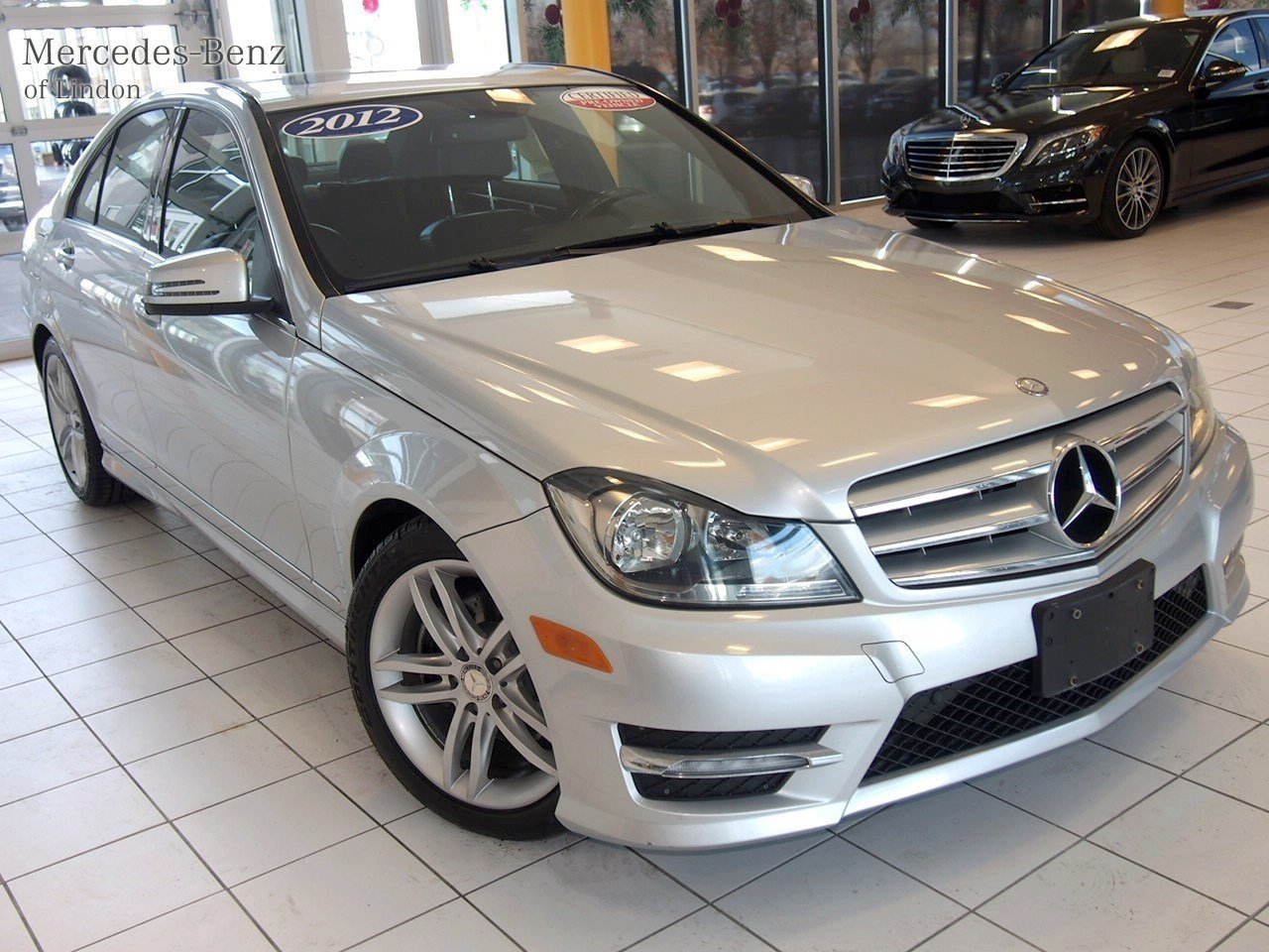 pre owned 2012 mercedes benz c class 4dr car in lindon