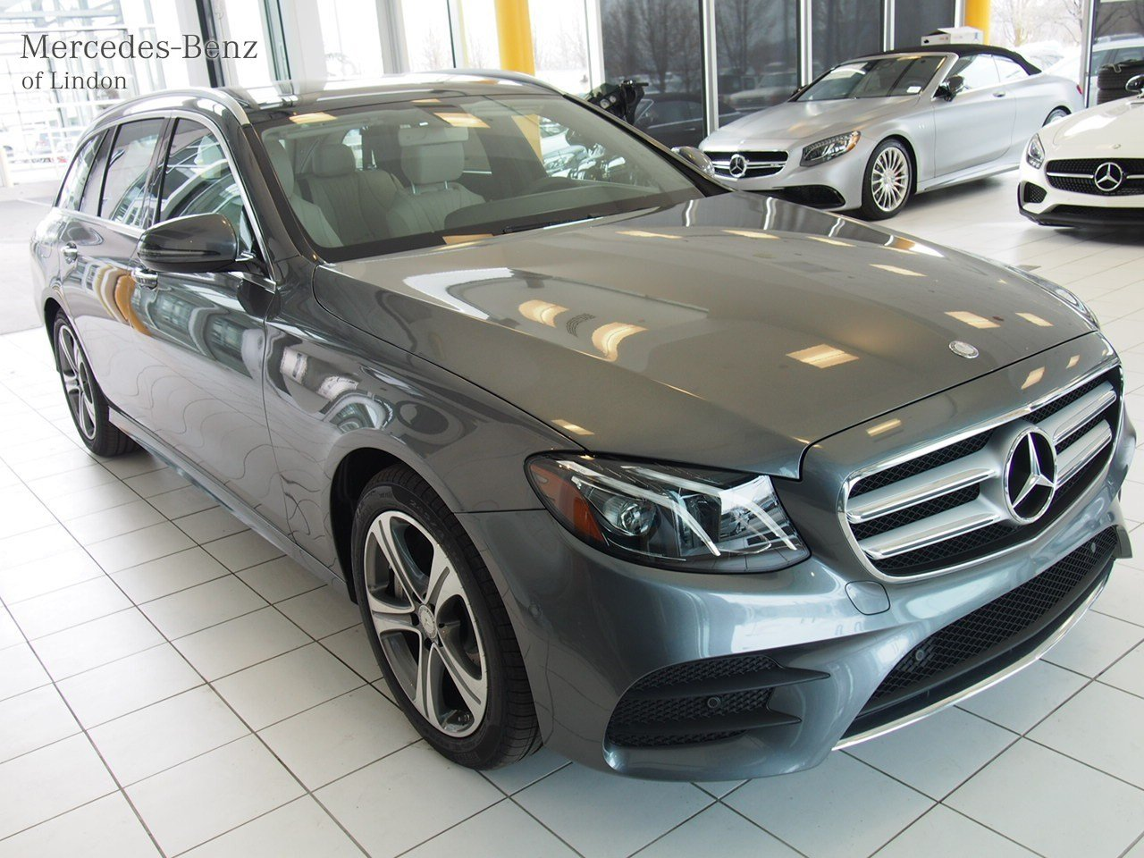 New 2017 mercedes benz e class e 400 wagon in lindon for Mercedes benz station wagon 2017